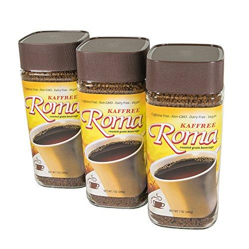 Kaffree Roma - Plant-Based - Original (7 oz.) (Pack of 3) - Non-GMO