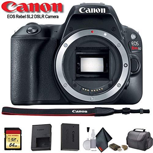 Canon EOS Rebel SL2 DSLR Camera (2249C001) -...