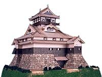 ウッディジョー 1/150 犬山城 木製模型 組立キット
