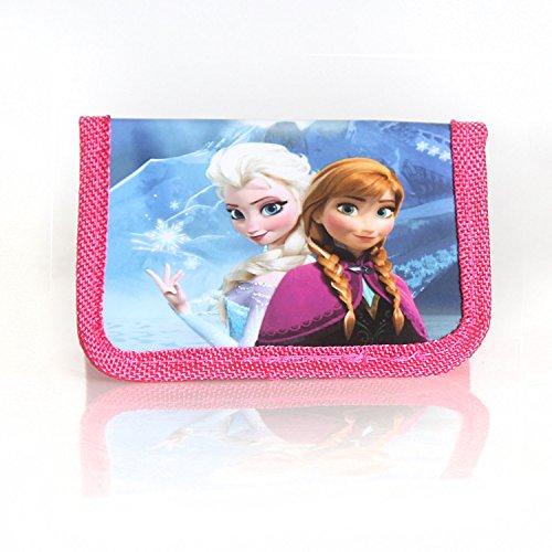 Reine des Neiges / Frozen: Portefeuille - Porte Monnaie- modèle 3
