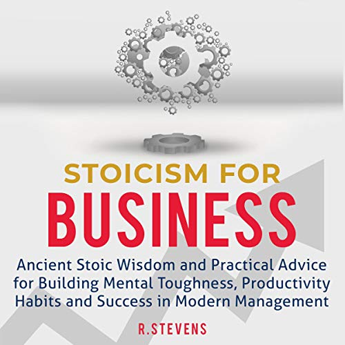Stoicism for Business cover art
