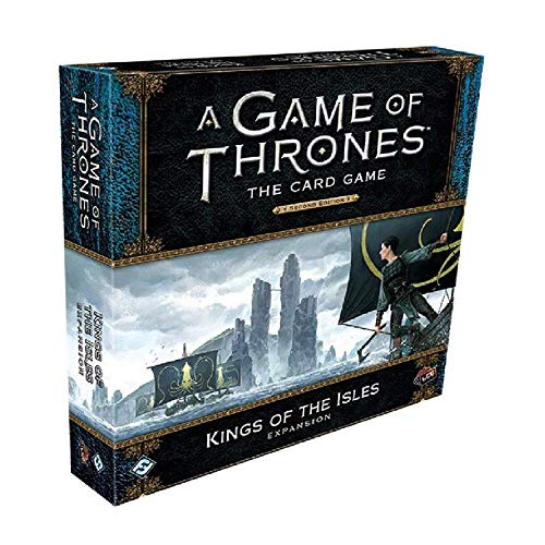 Fantasy Flight Games A Game of Thrones LCG: Kings of The Isles Deluxe Expansion (FFGGT45)