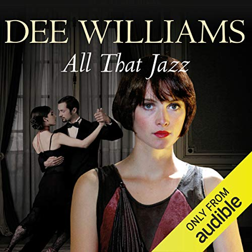All that Jazz audiobook cover art
