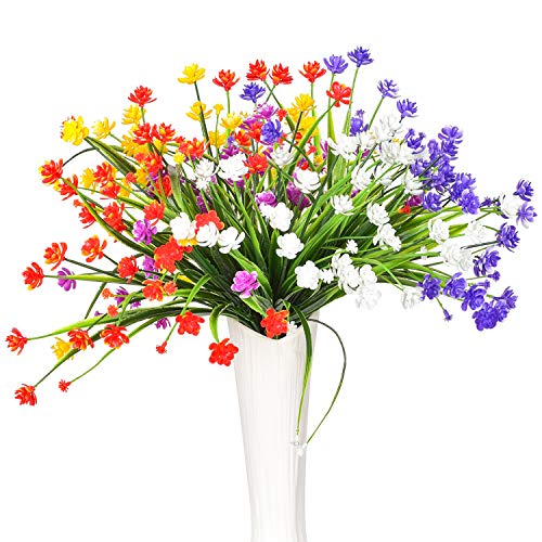 YQing 5 Stück Künstliche Blumen,...