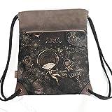 Anekke   Original saco de tela estampado universe   Accesorios y Complementos para Mujer