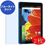 [2 Pack] Synvy Anti Blue Light Screen Protector for RCA Voyager Pro 7' Screen Film Protective Protectors [Not Tempered Glass]