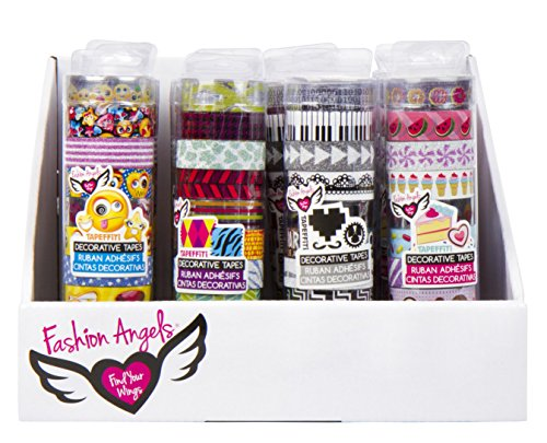 Fashion Angels Specialty tapeffiti Tube Assortiment