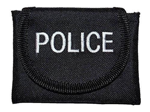 5 x Noir POLICE pour courroie