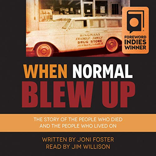 When Normal Blew Up audiobook cover art