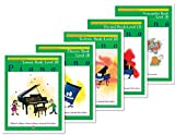 Alfred's Basic Piano Library: Level 1B Books Set (5 Books) - Lesson 1B, Theory 1B, Technic 1B, Recital 1B, Notespeller 1B