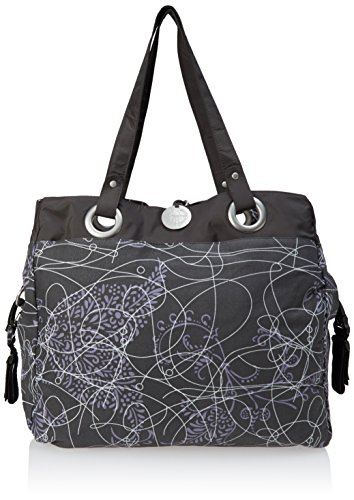 Lässig Wickeltasche Gold Label Tote Bag, grey