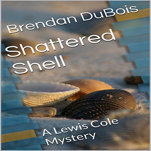 Shattered Shell audiobook cover art