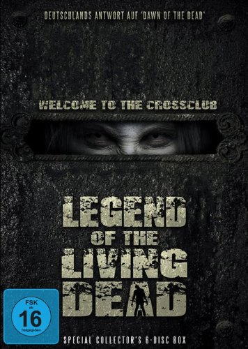 The Legend of the Living Dead [Special Collector's Edition - 6-Disc Box] [Special Edition] [6 DVDs]