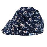 GUOER Hat Bouffant Cap One Size Multi Color (Color29)