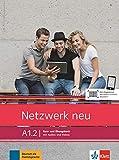 Netzwerk neu a1.2, libro del alumno y libro de ejercicios, parte 2: Kurs- und Ubungsbuch A1.2 mit Audios und Videos: Vol. 2
