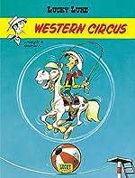 Lucky Luke, tome 5 - Western Circus de Morris