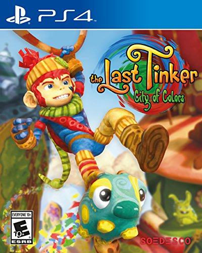The Last Tinker City of Colors - Pl…