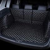 GLLXPZ Alfombrilla de Cuero Personalizada para Maletero de Coche,para Subaru Outback Legacy Forester Impreza XV 2006-2018