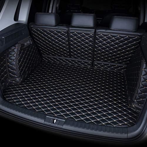 GLLXPZ Leder-Kofferraummatte,Für BMW 4er 420i 428i 430i 435i 440i Gran Coupé 4 Coupé