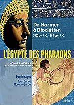 L'Égypte des pharaons - De Narmer, 3150 av. J.-C. à Dioclétien, 284 ap. J.-C. de Damien Agut