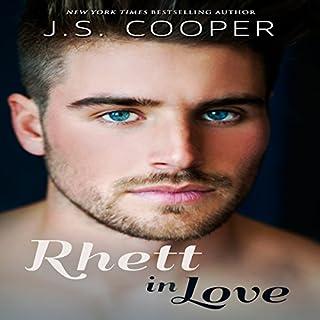 Rhett in Love audiobook cover art