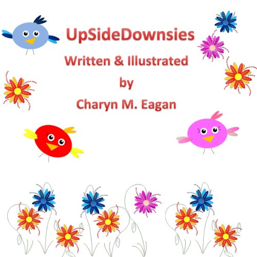UpsideDownsies audiobook cover art