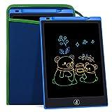Sunany LCD Tavolo Da Disegno Con Schermo a Colori Per Bambini Da 11 Pollici, Tavolo Da Disegno Per Bambini Lavagna Con Schermo LCD, Può Scrivere e Disegnare Ripetutamente e VieneFornito (blu)