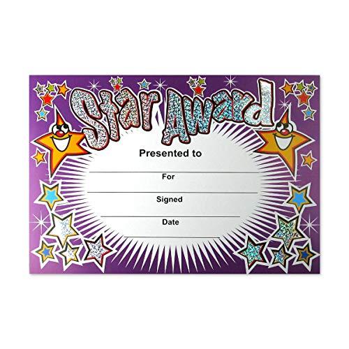 SuperStickers Certificado Star Award Sparkling DMC10014