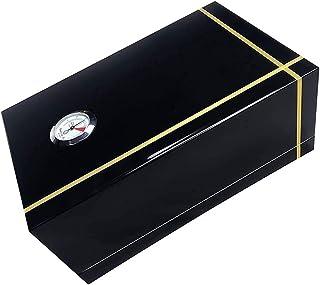 Smoking Set/Cigar Accessories and Humidor Humidors Barware Cigar Three-layer Cigar Box Lifting Cigar Box Desktop Cigar Box...