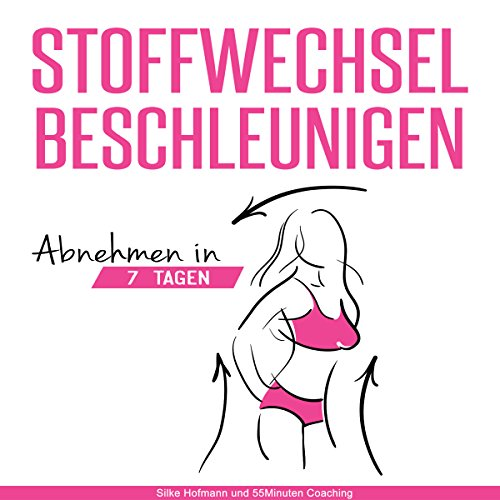 Stoffwechsel beschleunigen [Speed ​​up Metabolism: Lose Weight in 7 Days] audiobook cover art