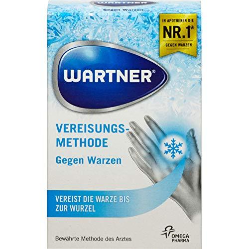 Wartner gegen Warzen Spray, 50 ml Lösung