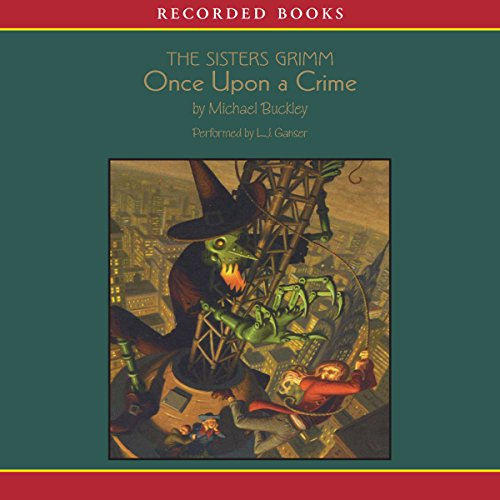Sisters Grimm: Once Upon a Crime cover art