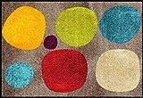 Salonloewe Fußmatte, Polyamid, bunt, 50x75 cm