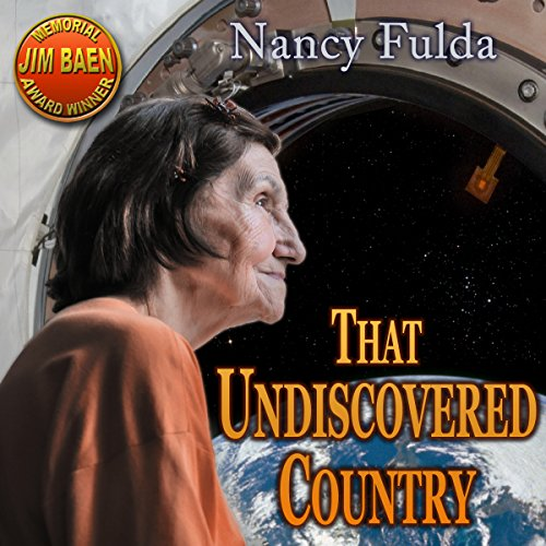 That Undiscovered Country audiobook cover art