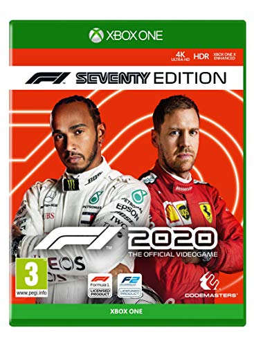 Xbox One - F1 2020 Seventy Edition - [Versión Inglesa]