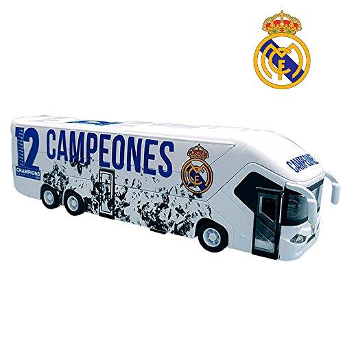 Autobús Real Madrid Duodécima