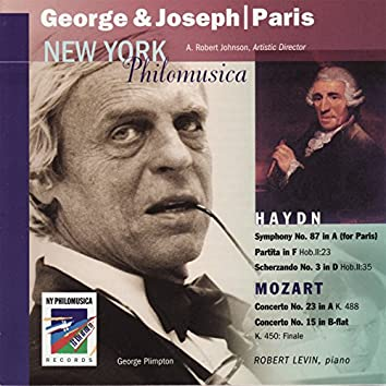 George & Joseph - Paris