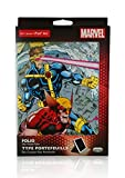 PDP - Carcasa Folio Marvel X-Men Con Función Stand Para IPad 5