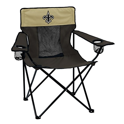 New Orleans Saints NFL Deluxe Folding Arm Chair