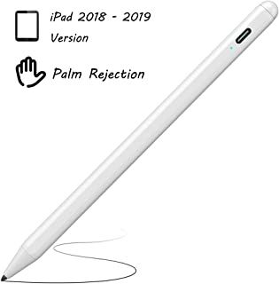 Stylus Pen for Apple iPad, XIRON Active Stylus with Palm Rejection High Precise iPad Pencil Compatible with iPad 2019(7th Gen)10.2-Inch/iPad 2018(6th Gen)/iPad Air 3/iPad Mini 5/ iPad Pro 11/12.9 Inch
