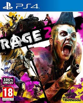 GAME Rage 2, PS4 vídeo - Juego (PS4, PlayStation 4, FPS (Disparos en primera persona), M (Maduro))