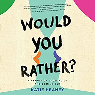 Would You Rather? audiobook cover art