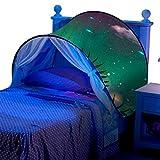 Camping fantasía con luz para Camas y literas