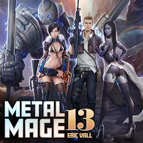 Metal Mage 13 cover art