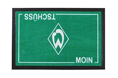 Unbekannt SV Werder Bremen Porte Tapis/paillasson * * * Moin * * * 18–89022