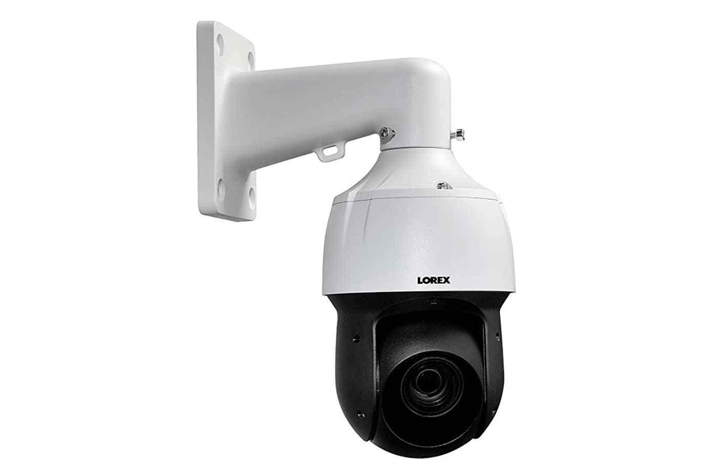 Lorex LNZ44P12B 2K HD Outoor PTZ IP Camera with 12× Optical Zoom, Color Night Vision, Metal Camera