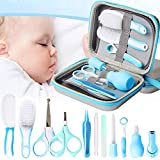 7 stars Baby Care Set Infant Grooming Kit Baby Combing Care Accessories Safety Cutter Nail Care Set Nursery Baby Care Kit