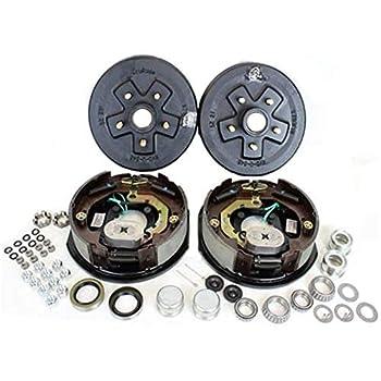 electric trailer brake kit