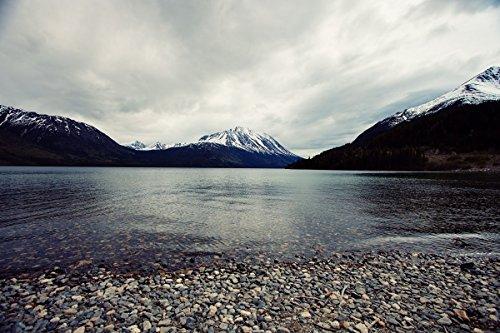 Tutshi Lake - Yukon Fine Art Photography Print United States Travel Photography Living Room Art