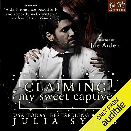 Claiming My Sweet Captive cover art